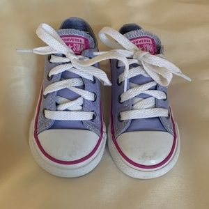 Girl's Converse All Star Sneaker